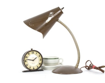 Goose Neck Lamp Restoration Project
