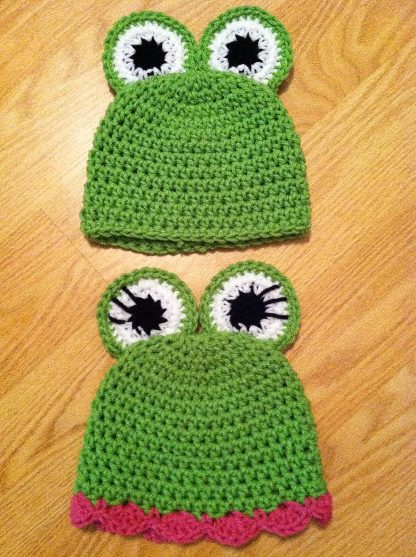 Crochet frog hat pattern craftbnb crochet frog hat pattern pattern includes sizes by boutique7one7 bankloansurffo Gallery