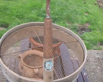 Vintage Garden Hoe Jenks and Cattell LTD timeless garden tool