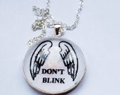 Don't Blink  - Doctor Who (Curious Owl)