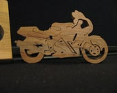 Roadster Style Motorcycle Puzzle