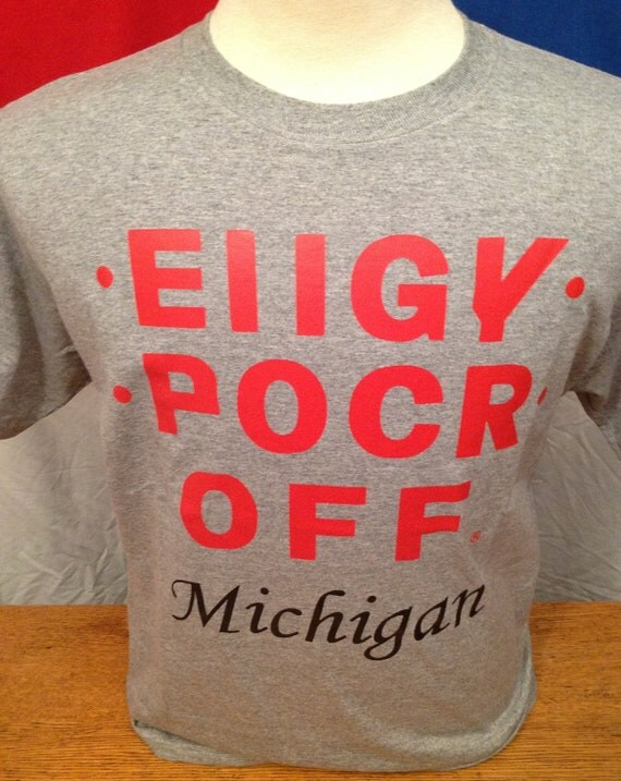 S 3xl ohio state osu eiigy pocr off michigan by eiigypocroff for Ohio state polo shirt 3xl