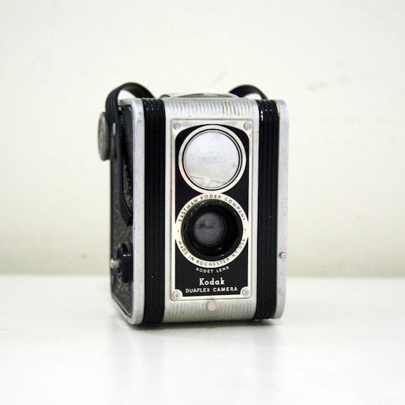 40s Original  Kodak Duaflex model TLR 620film type camera