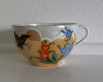 Whimsical china cup