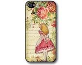 iphone 5 case - Alice in Wonderland, iphone 5s case, iphone 4 case, iphone 4s case, samsung galaxy s3 case, samsung galaxy s4 case