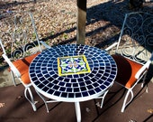 Custom Tile Table Set
