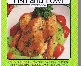 McCall's Fish and Fowl Cookbook - Vol. 3 - Vintage - Softcover - 1985