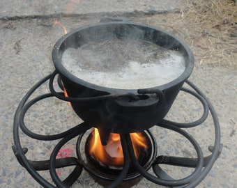 Cauldron Candles