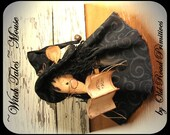 Primitive Witch Mouse Pattern Witch Tales Mouse Halloween Pattern