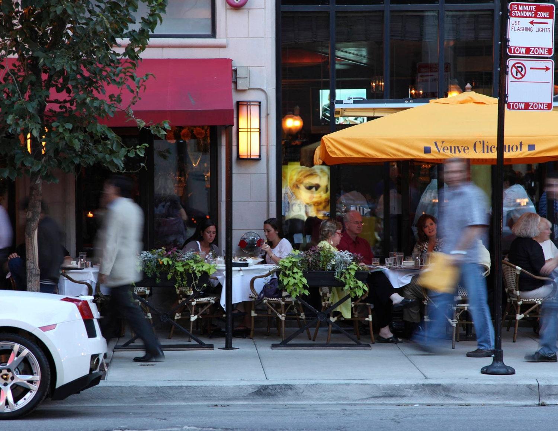 ugg store on rush street