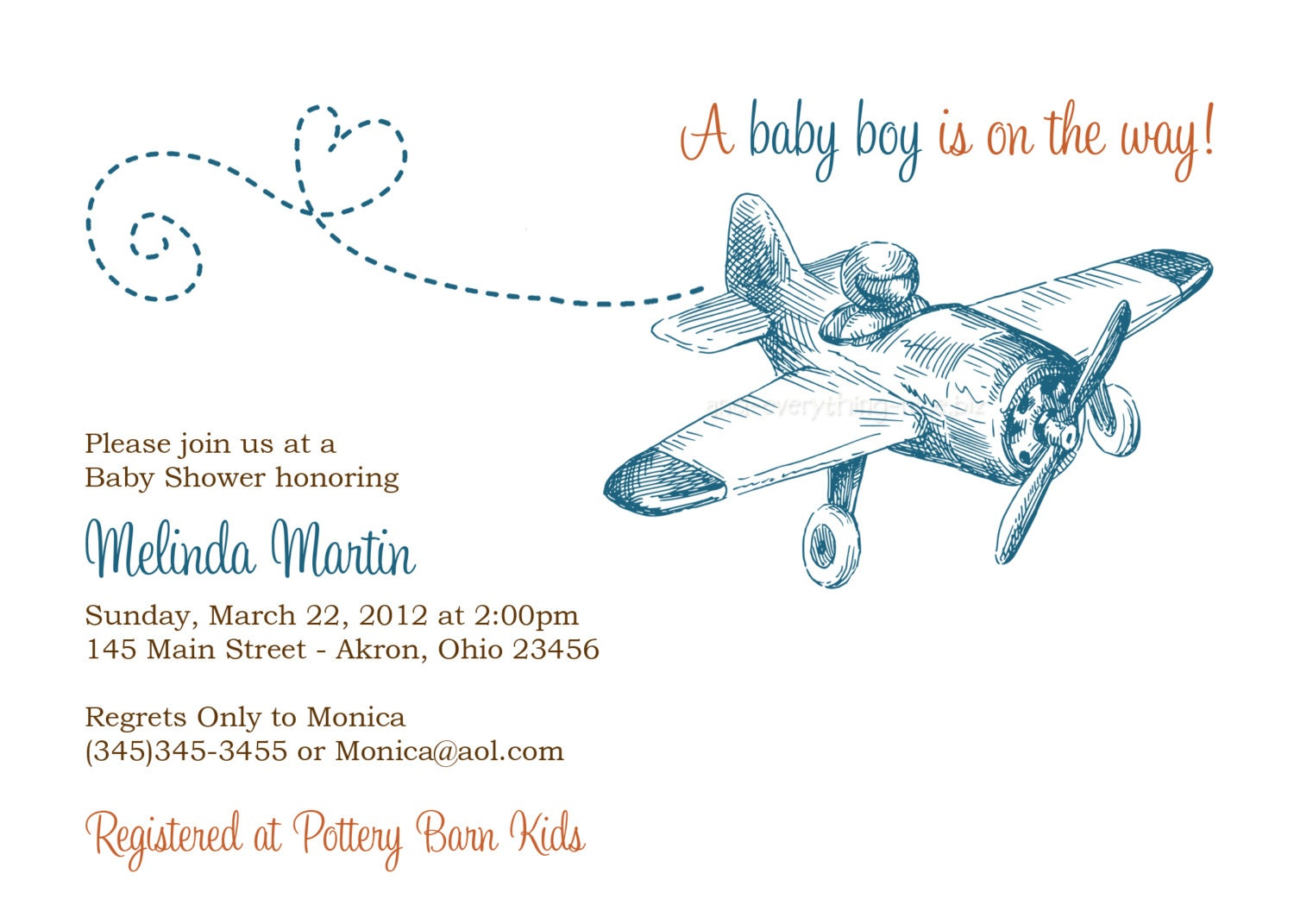 Boy Girl Twin Baby Shower Invitations with adorable invitations ideas