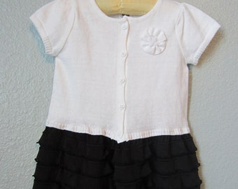 INFANT RUFFLE DRESS