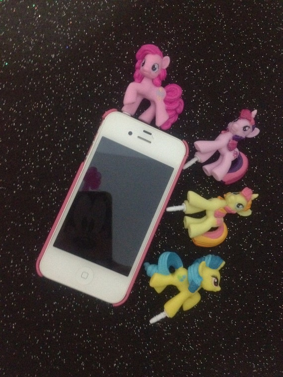 My Little Pony Plugy Earphone Jack