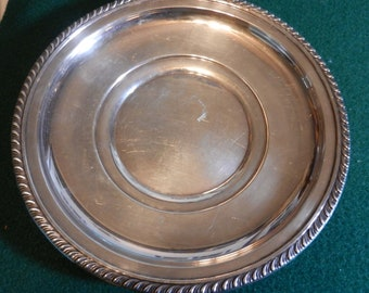 Vintage Sterling Silver Serving Piece  by Manchester Silver
