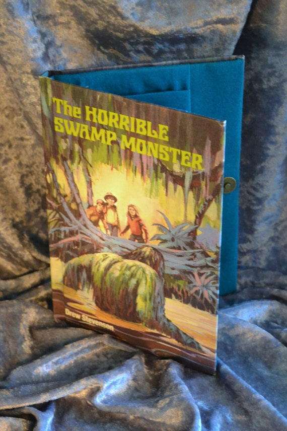 "Suspicious Swamp Monster ""Pocketbook"""