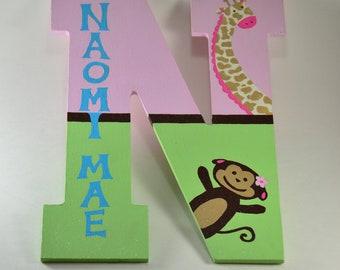 Custom Letters for Kids Room