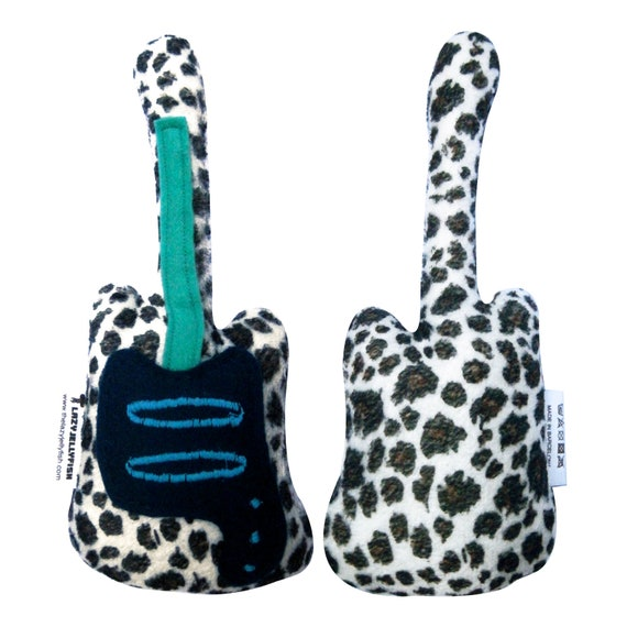 Electric Guitar Rattle