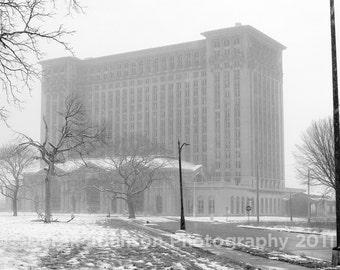 Michigan Central Station-- Detroit, MI