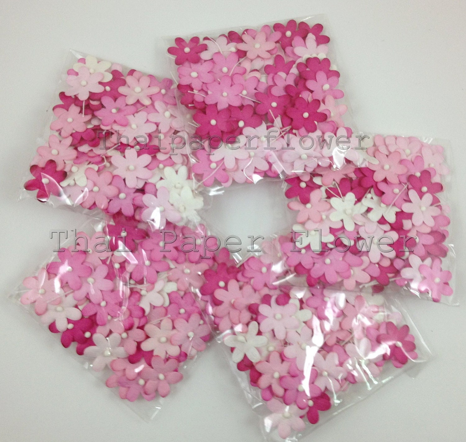 Small flowers for crafts -  12 99