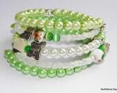 In The Garden - A Charm Bracelet