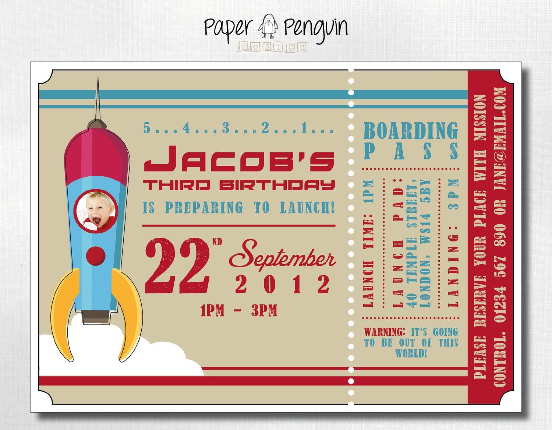 Little Einsteins Rocket Ship Clip Art Space rocket ship ticket