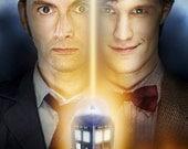 Doctor Who Cross-Stitch Pattern
