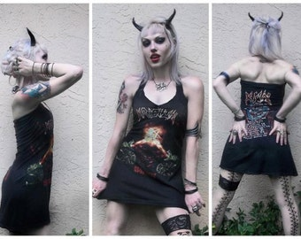 KRISIUN Metal Dress
