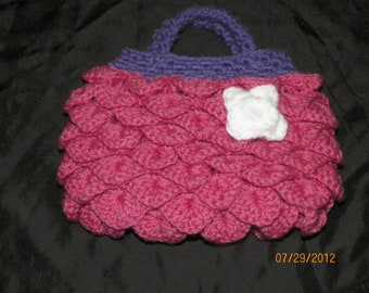 Small Little Girl Purse