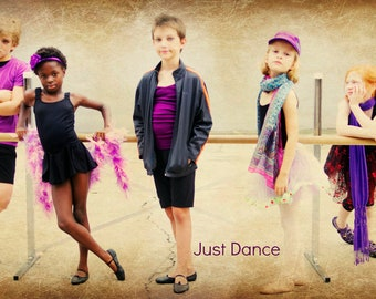 Urban Kid Dance Poster