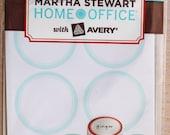 Martha Stewart Kitchen Labels, new in package