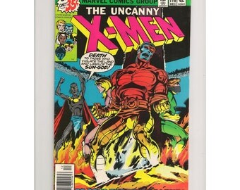 Uncanny X-Men #116 - Marvel Comic Book, Comic Books and Collectibles.