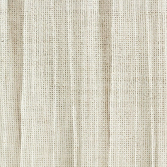 Items Similar To Natural Open Weave Sheer Drapery Panel