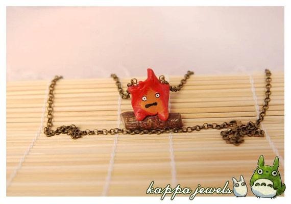 Calcifer's Necklace