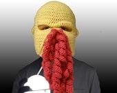 Doctor Who Ood Ski Mask