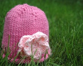 Posy Hat: 12 month size
