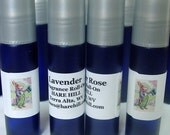 Lavender Rose Roll-on Fragrance Oil