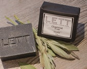 Charcoal and Sage Soap