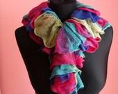 shawl  MAMBO -multicolor