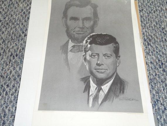 Vintage John F. Kennedy Lot