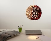 Christmas Bauble Hanging Paper Lampshade Pendant Light Shade (GG008)