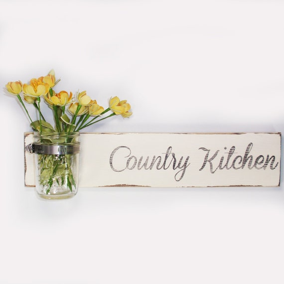 Kitchen Signs For Sale: Items Similar To Sale- Cottage Chic- Wood Country Kitchen