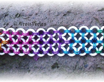 Chain Maille bracelet - Chainmaille bracelet