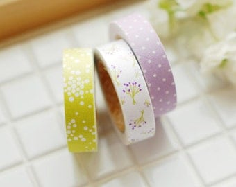 Bouquet Fabric Tape