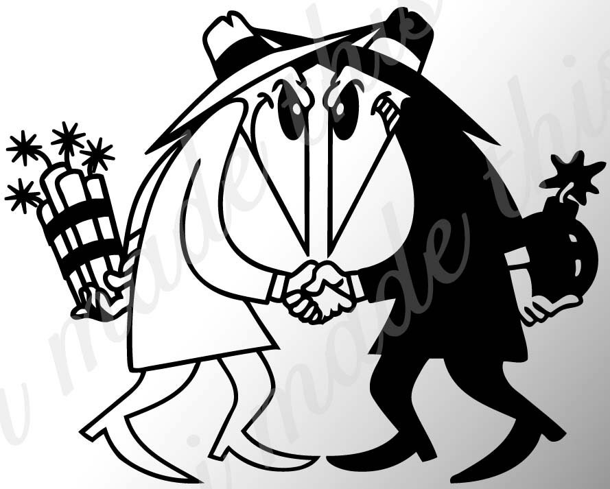Image result for spy v spy