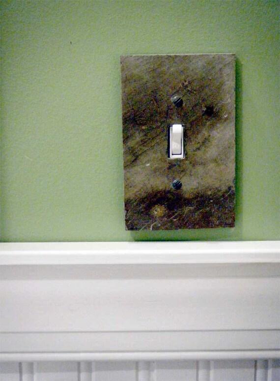 Slate Switch Plate