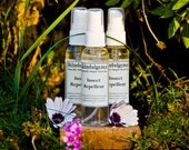 Natural Insect Repellent - Organic Essential Oils - All Natural - Citronella Eucalyptus & Lavender - Camping and Outdoor