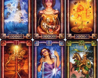 12 MONTH TAROT Reading - Tarot Psychic Guidance, Insight and Predictions. Over 4,000 Online Reviews. Includes a Digital Download