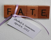 Personalized Scrabble Magnets