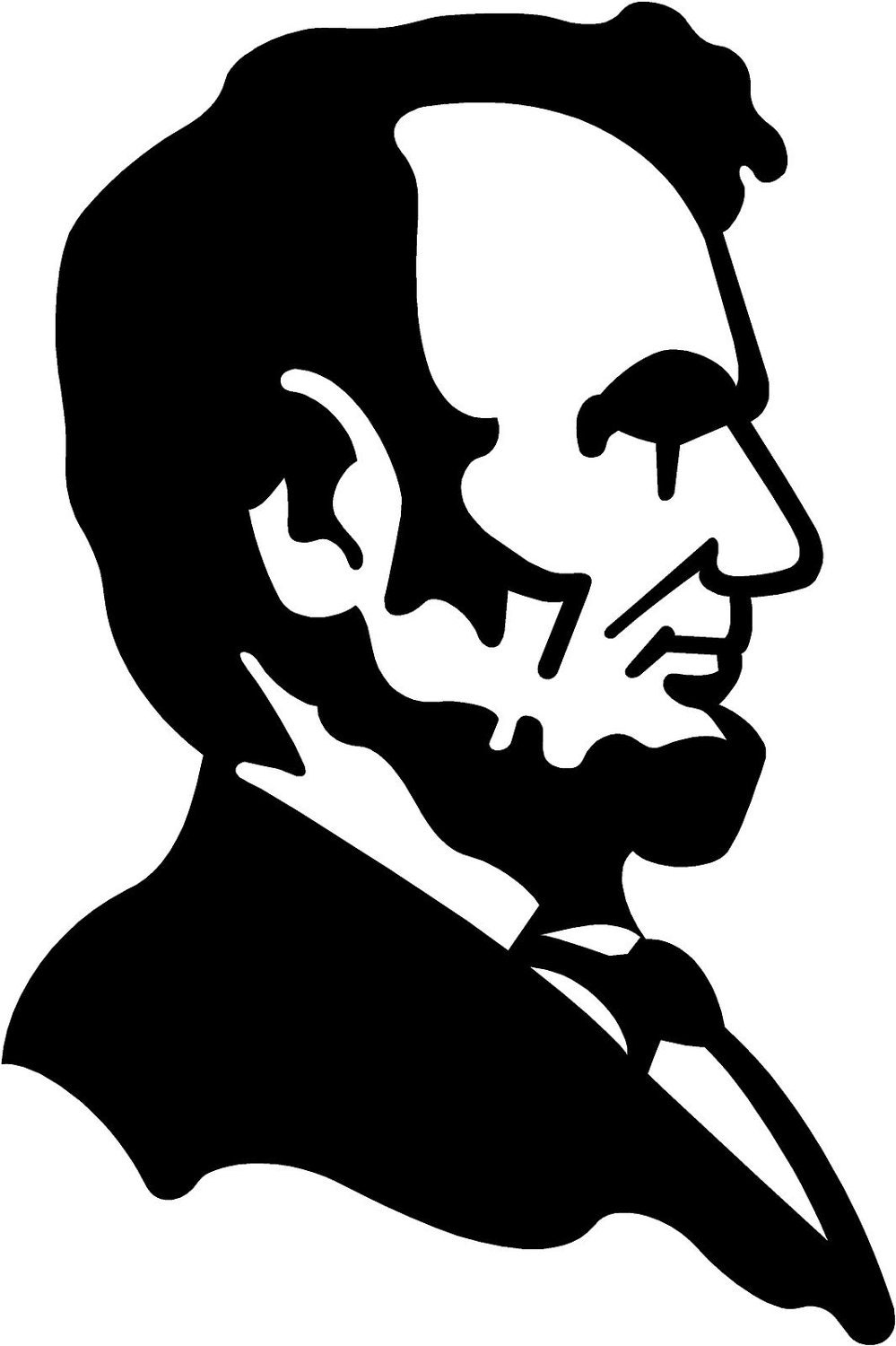 abraham lincoln outline Under this plan, former states would be readmitted into the union if ten percent of  white voters took an oath of loyalty to the union members of lincoln's own.