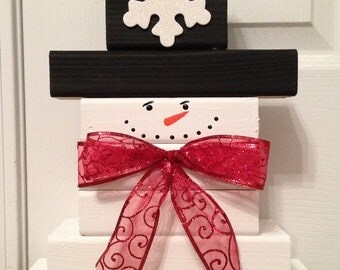 Wooden Frosty
